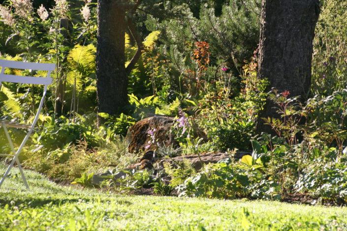 Pflanzungen Staudenbeet