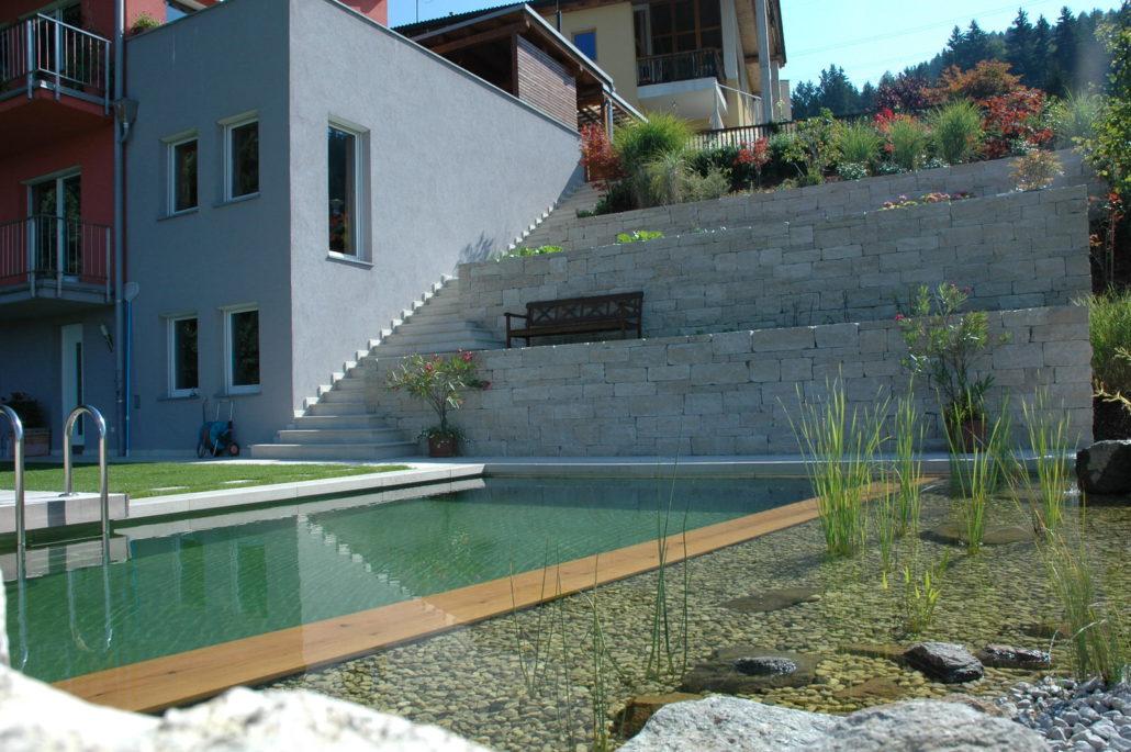 Wasser Schwimmbecken