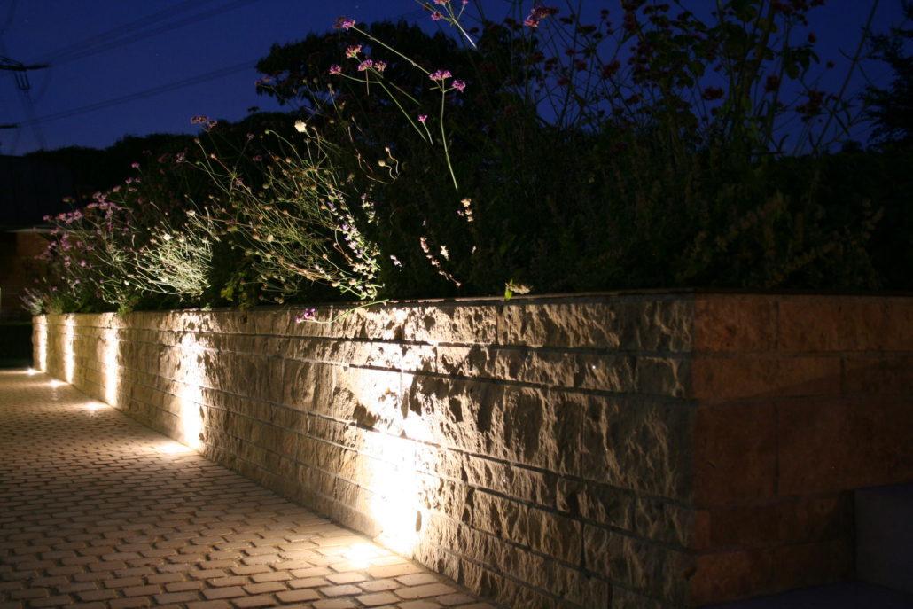 Licht im garten alex gartenbau - Licht im garten ...
