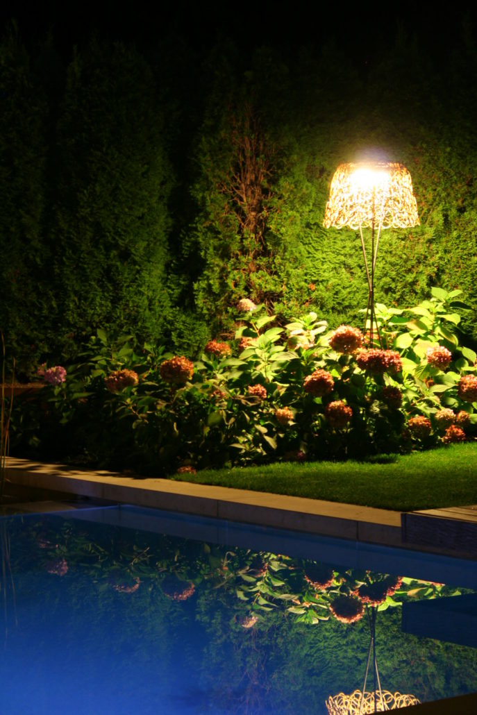 Licht Im Garten Alex Gartenbau