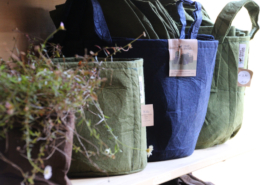 root pouch Pflanztasche